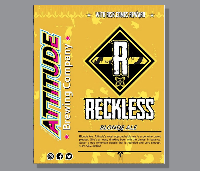 Reckless-label