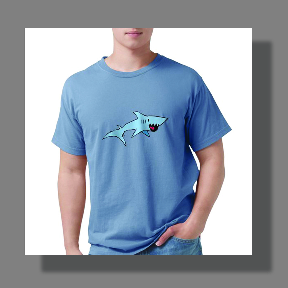 Robbie-the-Shark-Tee